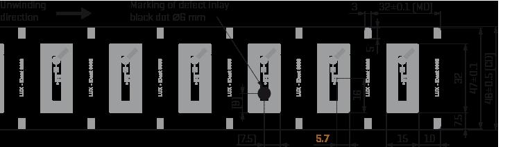 HF-inlay 32x15 Al drawing