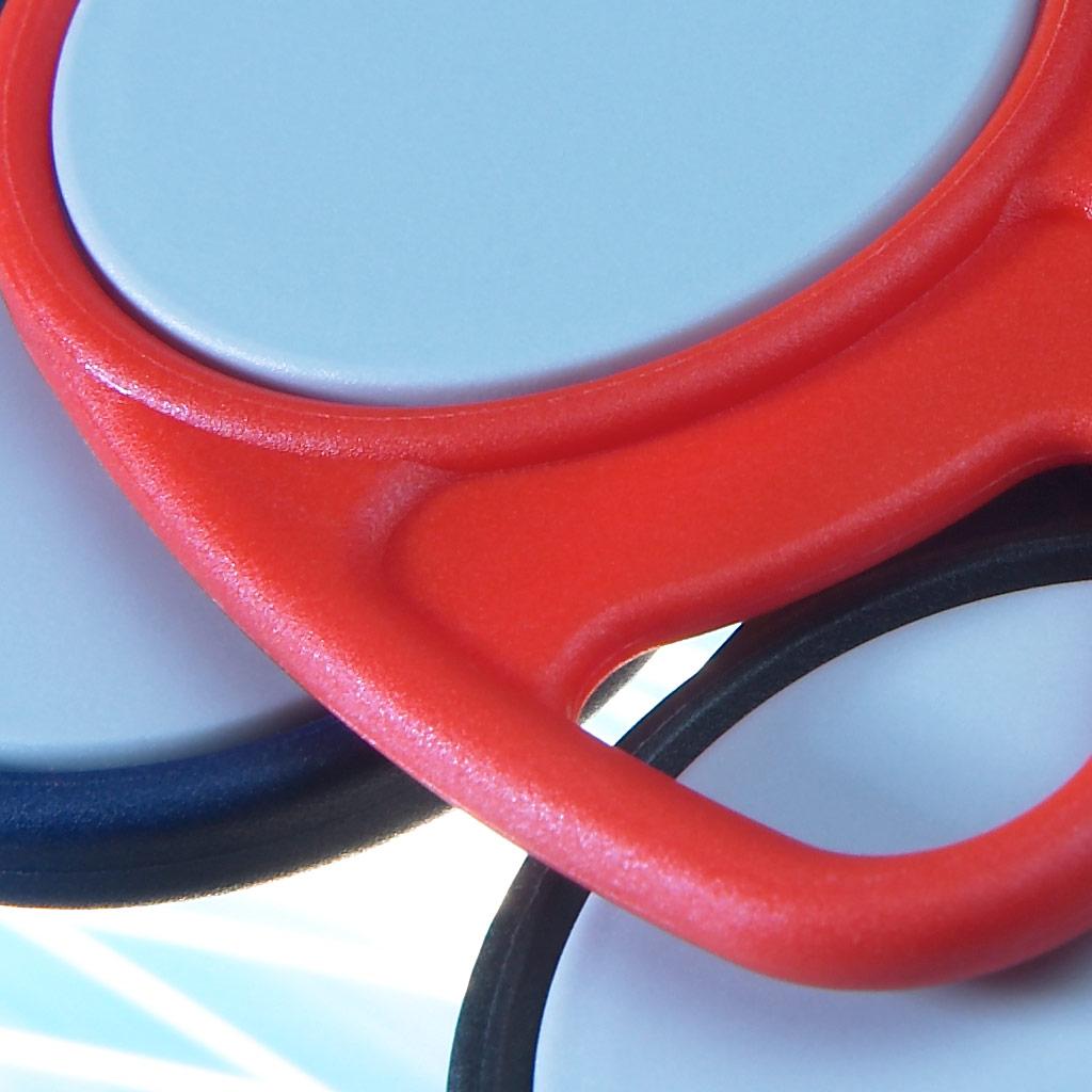 Key fobs Teardrop - LUX-IDent s r o  - the leading RFID